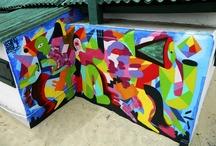STREET ART / by Estefania Schettini