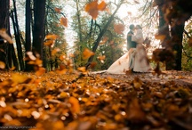 Fall Wedding Inspiration / Fall Wedding Photo Ideas and Inspiration / by WeddingPhotoUSA