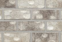 Brick by Color: Grey & Gray / All about Greys and Grays! Glen-Gery's 50+ Shades of Grey.