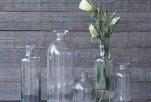 Cristal y vidrio