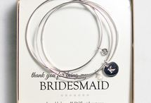 Bridesmaid Gifts - Jewelry