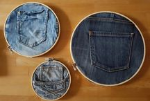 Jeans up-cycling