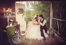 A board for wedding love