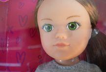 Pedigree doll_Sindy Tesco stores