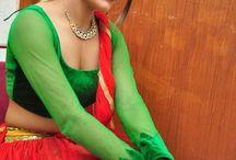 Indian Hot Model