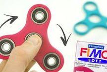 fabriquer un spinner