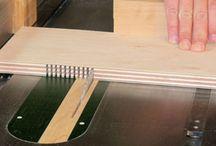 Woodworking -> Bending