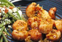Seafood - Scallops