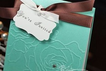 Chic Ink: Special Event Invitations / These special event invitations were created at Chic Ink. From baby showers to rehearsal dinners, you'll find lots of fun ideas here for your next event.