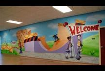 Videos - Children's Ministry Theme Environments / We have put together a collection of video presentations of Children's Ministry decorating - Theme Environments that we have completed across the country.