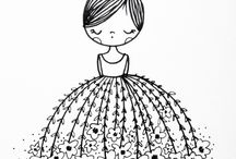schattig ballet meisje