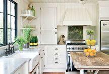 Farmhouse/Vintage Kitchen ideas