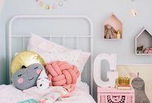 Decoração Quartos de Criança / Ideias e inspiração para decorar o quarto de uma criança com alegria e diversão...