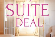 A Suite Deal / A hotel suite mix-up has Megan O'Toole sharing quarters with David White. Little do they know that she's to interview him for a new division of the family chain of convenience stores. Was it misdirection or miscommunication that turns this romance into A Suite Deal?