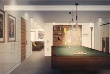 Basements / Our collection of gorgeous basement designs from Arcbazar.com. Get inspired!