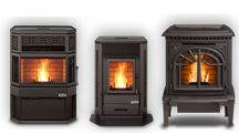 WOOD STOVES - Pellet Stoves / DIRECT LINKS to company websites - Wood Stoves - Pellet Stoves