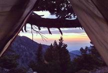 camping / by Gloria Joan