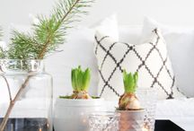 Decor / styling the house