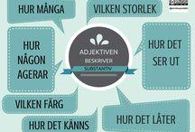 SVA / Svenska som andraspråk