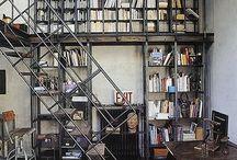 Gypsy Den // Study, Library