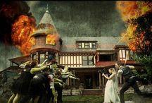 Zombie Apocalypse Wedding / Help fund our Zombie Apocalypse Wedding