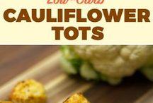 Cauliflower meat balls