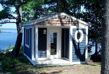Bunkie / For the lakeside.