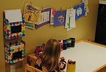 Art Area for Kids