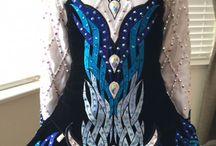 ~Irish Feis Dress~ / Sparkle!!!!!!