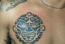 dayart tattoo teibal maori polineaian