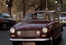 inspector lynley car | 1969 Bristol 410