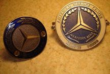Mercedes badges