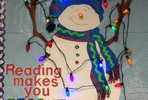 Winter Holidays: Christmas, Hanukkah & Kwanzaa / Lessons, activities and crafts for the winter holidays (Christmas, Hanukkah and Kwanzaa) in the classroom!