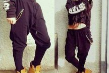 Outfits bailes