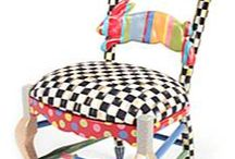 Whimsy Chairs / Chairs