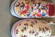 Disney/Cartoon Vans