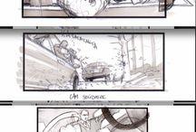 comics actions