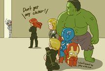 Marvel / Fanarty, zdjęcia, itp.