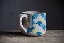 Керамика мисс Муррзе / Изделия первой в мире кошки-керамиста мисс Муррзе