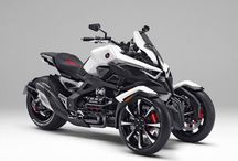 trikes motorcycles