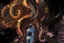 """""""L'Appel de Cthulhu"""" (one-shot) par Fred Vervisch et El Dudo."""