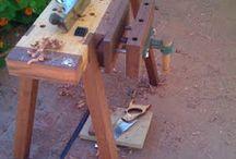 Wood work aids
