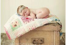 Newborn Session / by Rachel Stewart