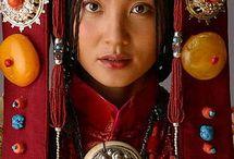 tribal Portrait