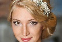 Wedding headpieces (ideas for work)