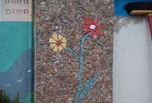 mozaika / mozaika z dlaždiček