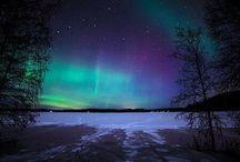 行ってみたい場所 / 北欧好きです。オーロラは必ず見に行く!