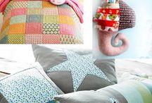текстильный декор в детскую