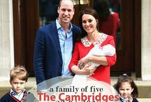Royal Family Cambridge
