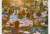 Gypsy / Traveling • Festivals • worldwide • hippie